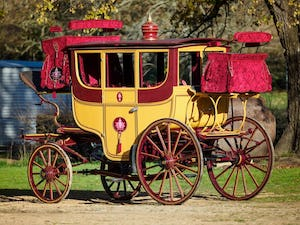 1860s VICE REGAL CEREMONIAL TOWN COACH - Maharajah of Mysore For Sale by Auction (picture 10 of 12)