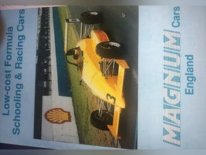 1990 MAGNUM-VW single seater - Project For Sale (picture 10 of 10)