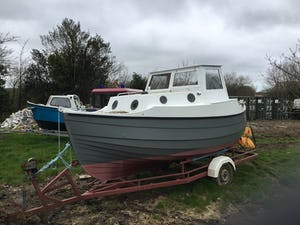 Norfolk crabber  fishing boat For Sale (picture 1 of 1)