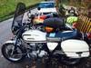 Picture of 1978 Honda CB 400 F Swiss Police Motorcycle For Sale