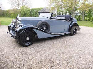 1939 Rolls-Royce Phantom III drophead coupe For Sale (picture 3 of 20)