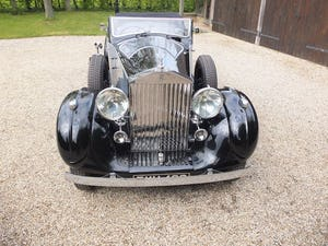 1939 Rolls-Royce Phantom III drophead coupe For Sale (picture 6 of 20)