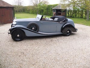 1939 Rolls-Royce Phantom III drophead coupe For Sale (picture 7 of 20)