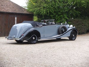 1939 Rolls-Royce Phantom III drophead coupe For Sale (picture 8 of 20)