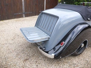 1939 Rolls-Royce Phantom III drophead coupe For Sale (picture 11 of 20)