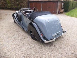 1939 Rolls-Royce Phantom III drophead coupe For Sale (picture 12 of 20)