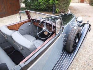 1939 Rolls-Royce Phantom III drophead coupe For Sale (picture 14 of 20)