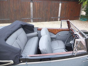 1939 Rolls-Royce Phantom III drophead coupe For Sale (picture 15 of 20)