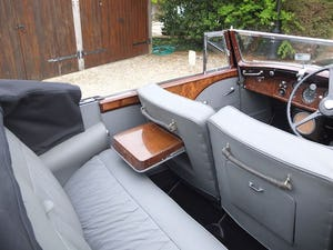 1939 Rolls-Royce Phantom III drophead coupe For Sale (picture 17 of 20)