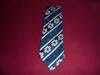 Picture of 1980 Navy Eye catching Tie. For Sale