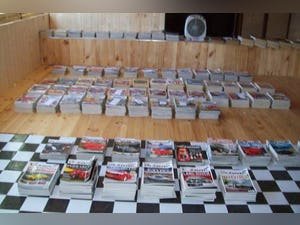 Collection of motor mags over 50 years For Sale (picture 2 of 12)