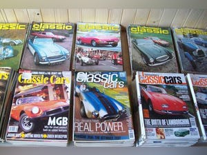 Collection of motor mags over 50 years For Sale (picture 3 of 12)